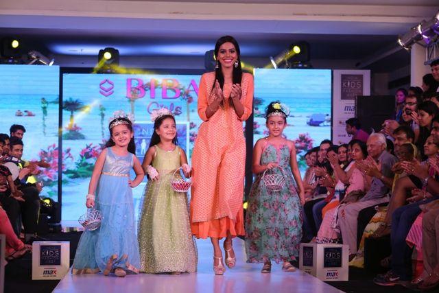 Biba - Girls - Fashion Show - Natasha Suri