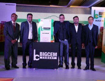 Bigcem Cement Launch