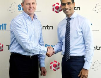Claudio Polla - Tintri and Suren Vedantham - StorIT Distribution