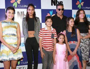 Club Mahindra - Housefull 3 - Star Cast