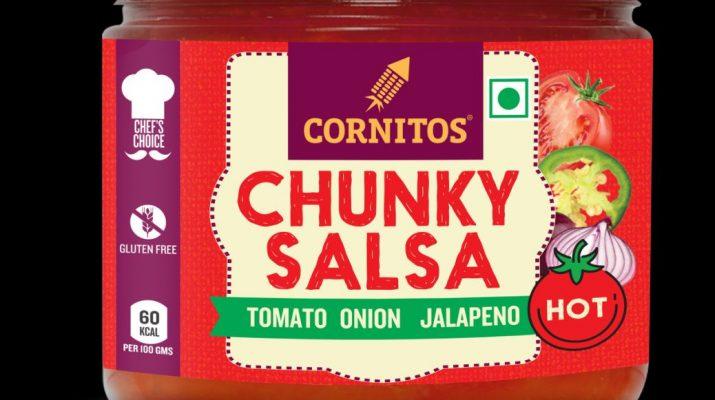 Cornitos - Chuncky Salsa Hot
