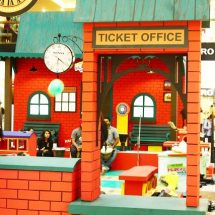 Place on Wheels – Train to Vacation Fun @ DLF Place, Saket