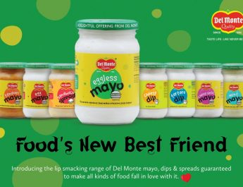 Del Monte - New Mayonnaise Variants