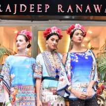 Rajdeep Ranawat in association with Swarovski India launches Resort Wear Collection