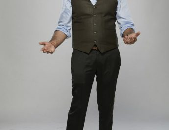 Dhruv Singh as Vinod in SAB TVs Sahib Biwi Aur Boss