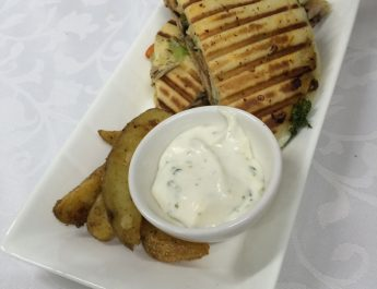 Doner Sandwich at French Crust - The Suryaa