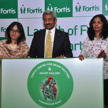 Fortis Hospitals Cunningham Road launches Heart Rhythm and Heart Failure Centre