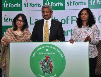 Dr Priya - Medical Head - Dr Vivek Jawali - Chairman - Cardio Vascular Sciences and Medical Advisory Council - Dr Yashodha, Consultant Cardiologist - Fortis Hospitals 1