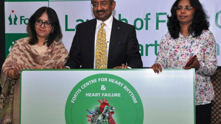 Dr Priya - Medical Head - Dr Vivek Jawali - Chairman - Cardio Vascular Sciences and Medical Advisory Council - Dr Yashodha, Consultant Cardiologist - Fortis Hospitals 1