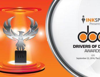 Drivers of Digital Awards 2016