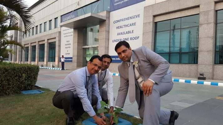 Columbia Asia Hospital - Gurgaon - World Environment Day - Preventive Health Screening