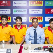 JEE Advanced 2016 Delhi State Topper Animesh Bohara