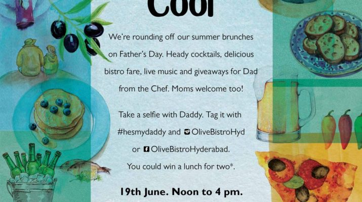 Fathers Day Celebrations at Olive Bistro