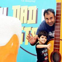 Fun Days during Father's Day Fiesta @ Select CITYWALK, Saket