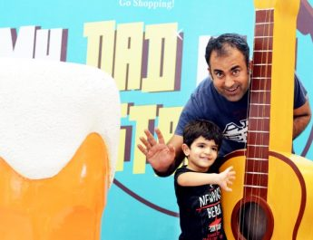 Fun Days during Fathers Day Fiesta at Select CITYWALK - Saket