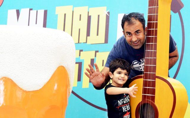 Fun Days during Fathers Day Fiesta at Select CITYWALK - Saket