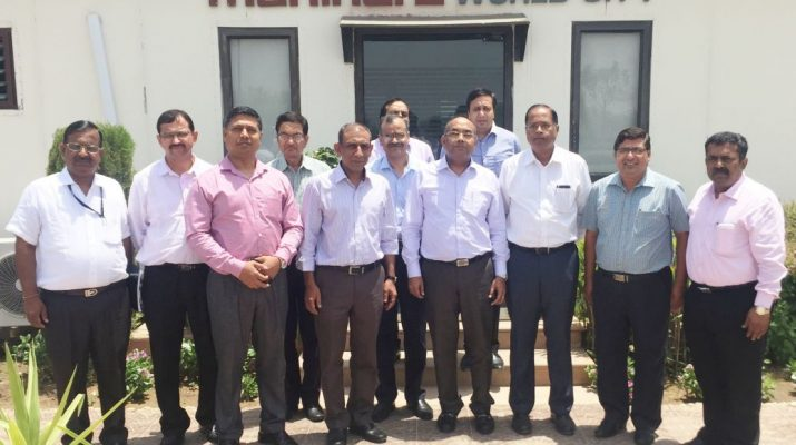 Heads of Indian missions in seven countries visit Mahindra World City - Jaipur