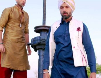 Huge drama on Waaris - Iqbal Khan