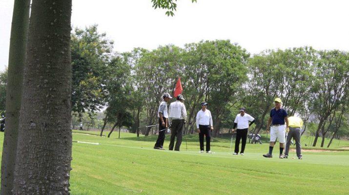 Hyatt Golf Event