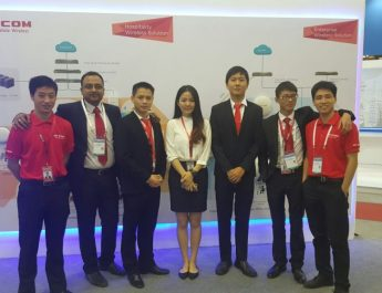 IP-COM at 27th CommunicAsia 2016