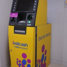 "Indicashâ""¢ ATM Network achieves the 8000 ATM milestone"