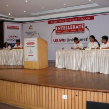India Selects its Winning Team at the Top Debating Talent