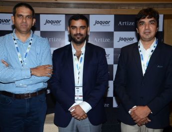 Jaquar Groups Tiaara under brand Artize Launch