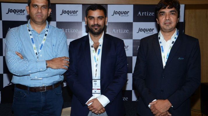 Jaquar Groups Tiaara under brand Artize Launch
