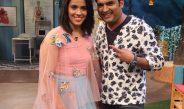 Kapil Sharma proves lucky for Saina Nehwal once again!