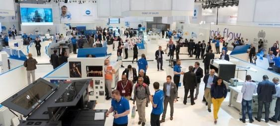 Konica Minolta Enters Industrial Printing Market - Drupa 2016