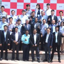 Korean investment delegation visits Mahindra World Cities in Chennai and Jaipur