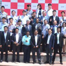 Korean investment delegation visits Mahindra World Cities in Chennai and Jaipur