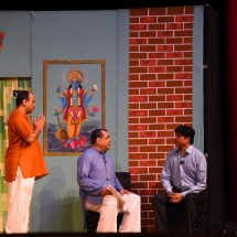 """Krishan Vs Kanhaiya""- A Thought Provoking play about an Atheist Battle with God !!"