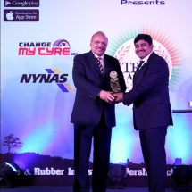 LANXESS India wins the TRILA award for the category – 'Company of the year – Rubber Chemicals'