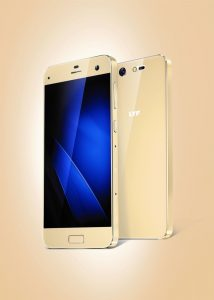 LYF Earth 2 Smartphone-plus Gold