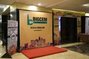Launch of Bigcem Cement