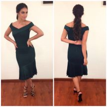 Lauren Gottlieb spotted in INTOTO shoes