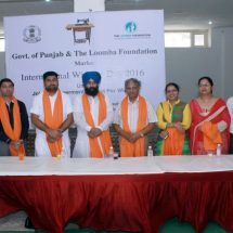 The Loomba Foundation honors widows on International Widows Day in Ludhiana