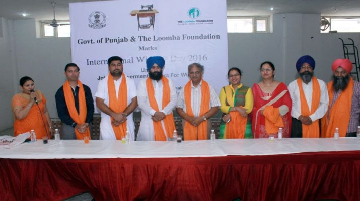 Loomba Foundation honors widows on International Widows Day