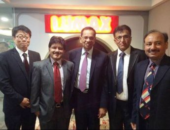 Lumax EVPresident Toshio Masuda - CEO Vineet Sahni - Chairman D. K. Jain - VP - Engineering Dinesh Kumar Kalra and VP Atul Jain - Corporate Head - Materials