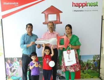Mahindra Lifespace - Happinest - Avadi - Phase 1 Handover