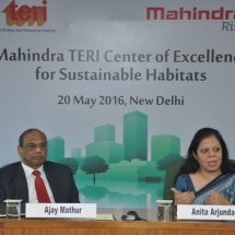 Mahindra Lifespaces TERI tieup for Centre for Excellence for Sustainable Habitats