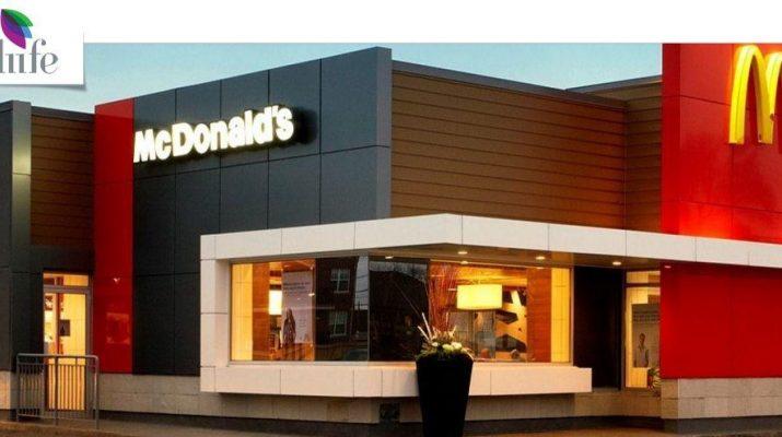 Westlife - McDonalds - Image