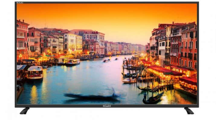 Mitashi 65 inches - 164cms - Smart TV