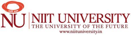 NIIT University Logo