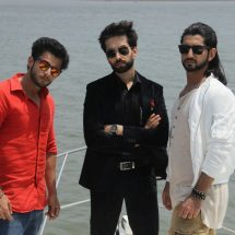 Nakuul Mehta is back on Star Plus
