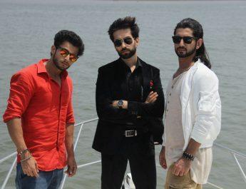 Nakuul Mehta - Ishqbaaz launch
