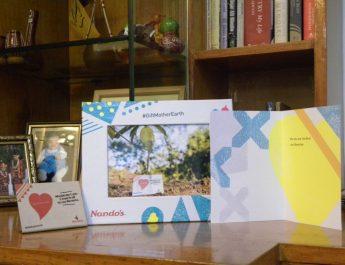 Nandos India gives back to Mother Earth - Momento 2