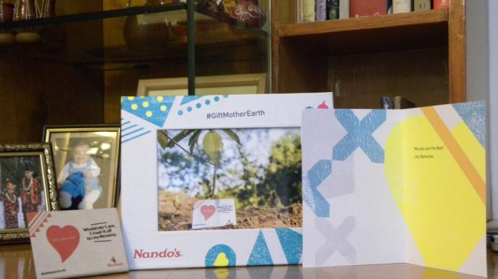 Nandos India gives back to Mother Earth - Momento 2