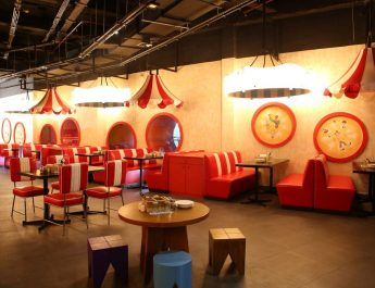 New Mighty Small Cafe and Bar at Inorbit Mall - Cyberabad